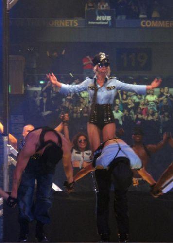 Britney Spears şov! - 13